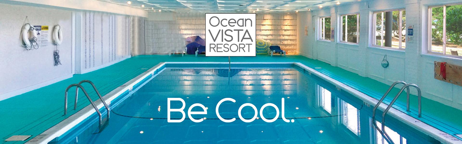 ocean Vista Resort indoor pool
